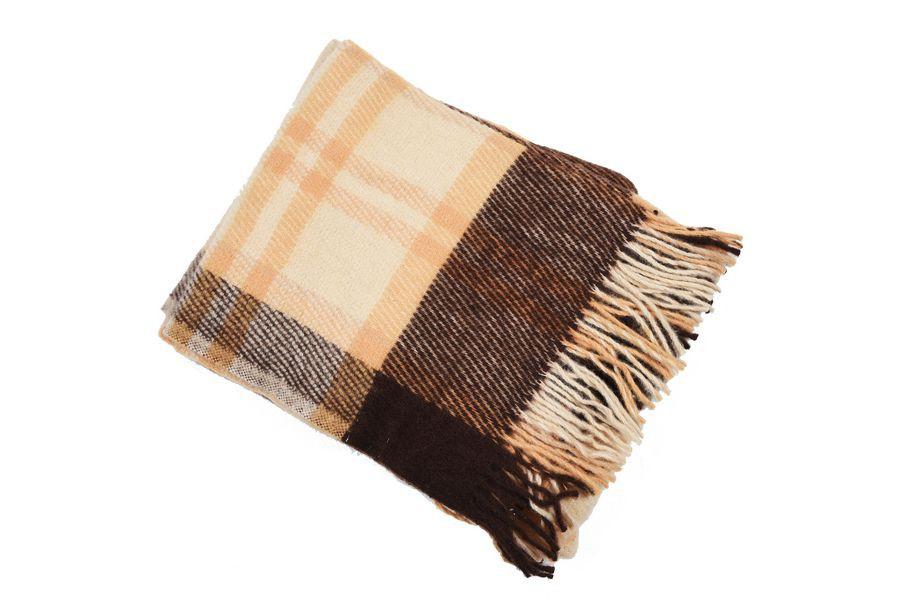 e84fbb2373e2 Плед из 100% новозеландской овечьей шерсти 21-43 140х200 Вальтери - Купить  постельное белье в Екатеринбурге: ...